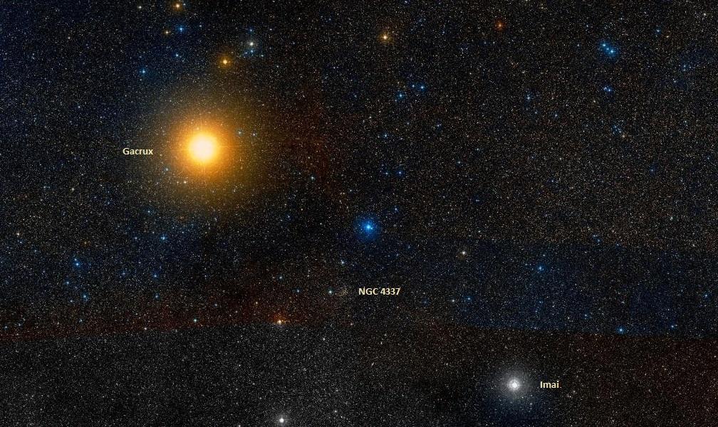 Gacrux, Imai, NGC 4337