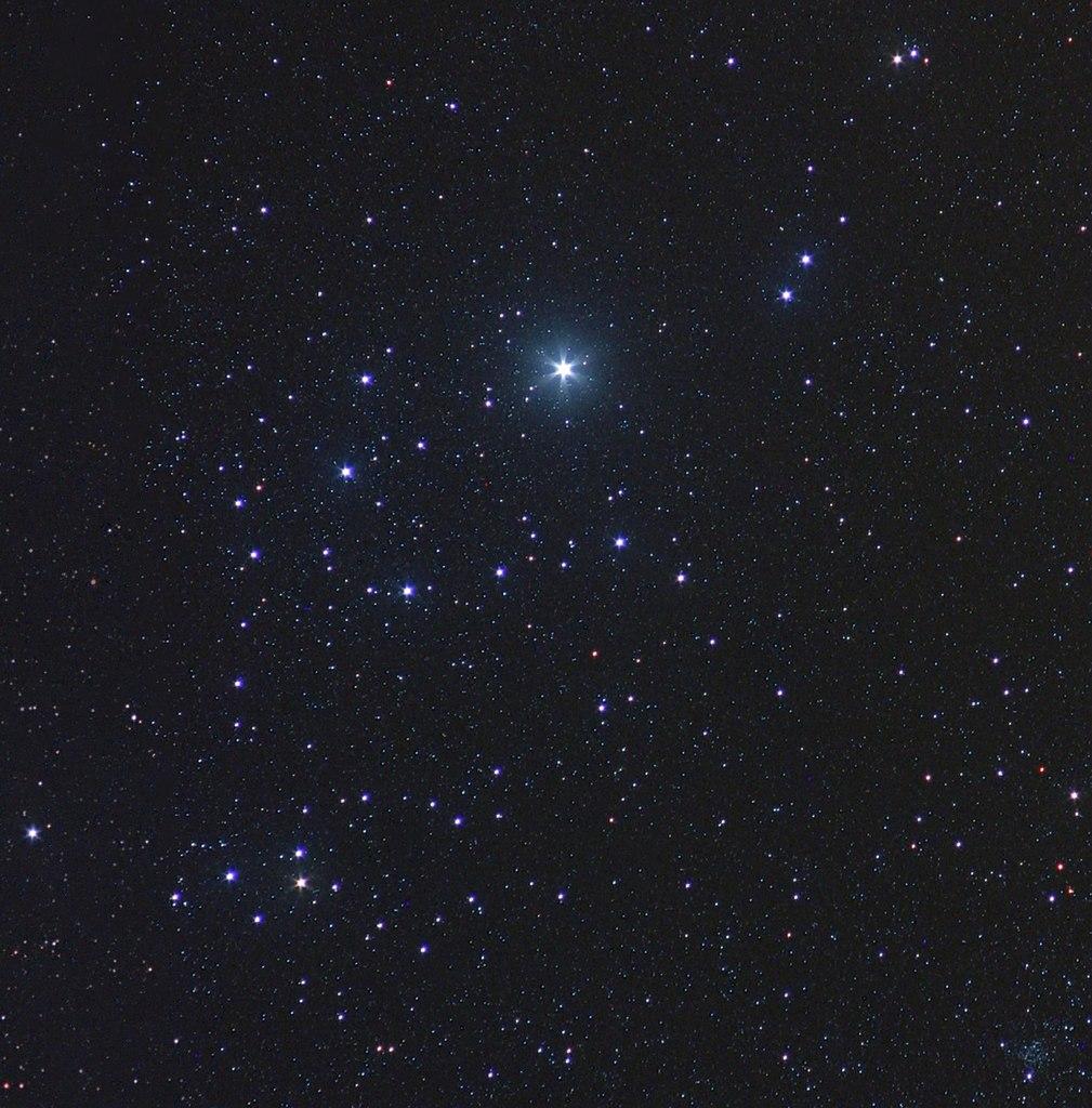 alpha persei cluster