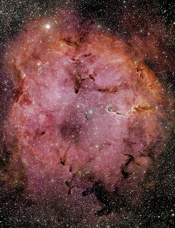 garnet star nebula
