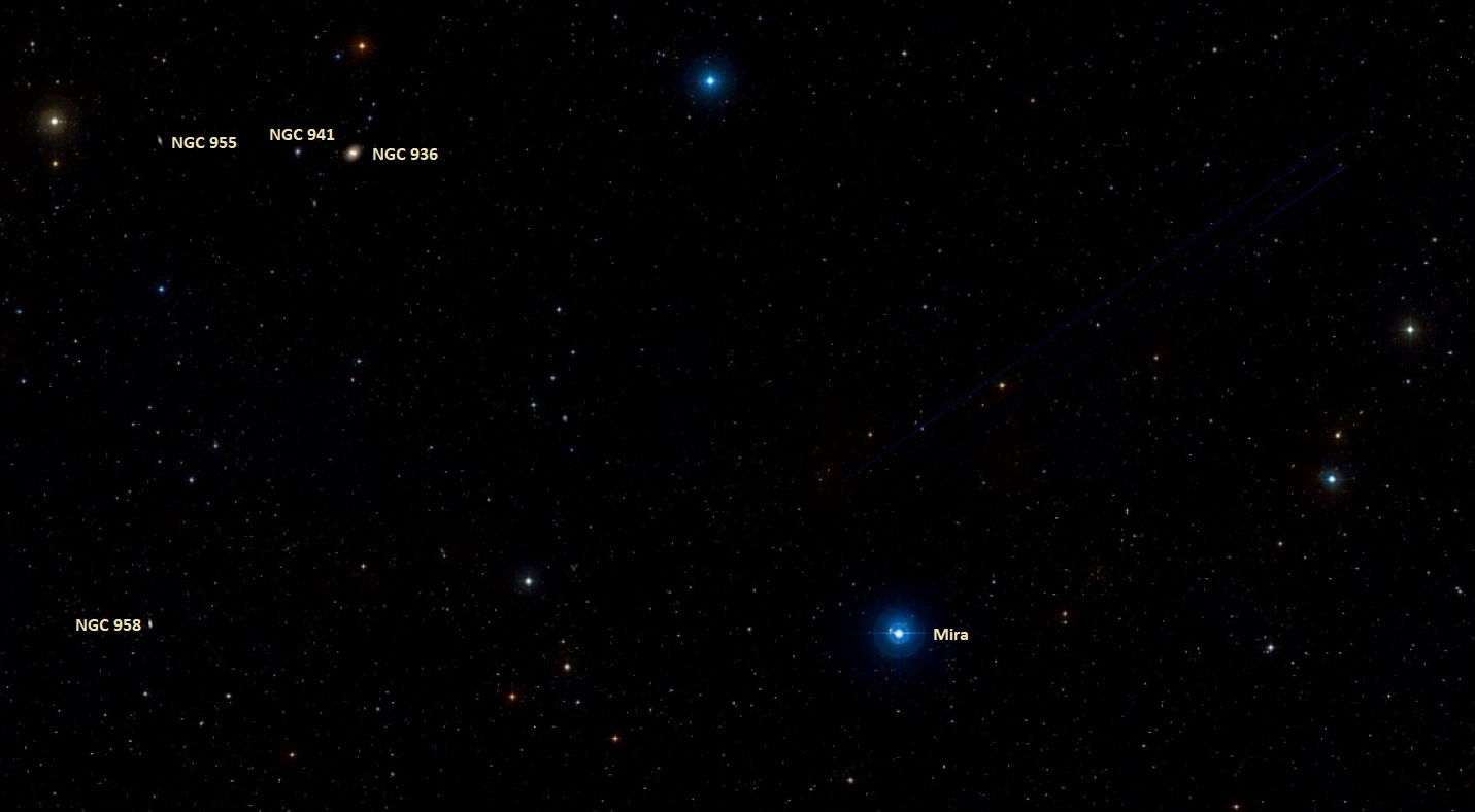 Mira Omicron Ceti Star System Facts Name Location