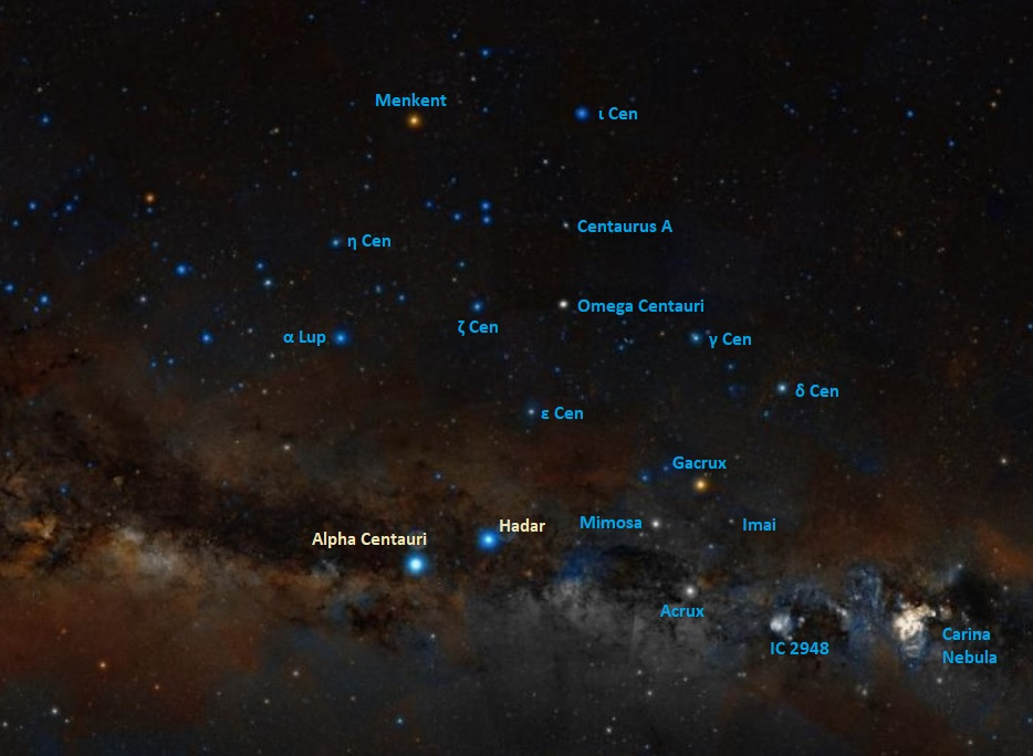 how to find hadar,where is hadar in the sky